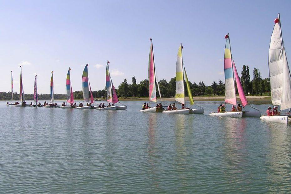 Initiation Catamaran en groupe
